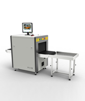 Baggage Scanner X-ray Inspection Machine