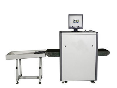 5030C X Ray Baggage Scanner / Airport Security Baggage Scanner
