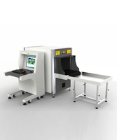 6550 Luggage/Baggage Scanner X-ray Inspection Machine